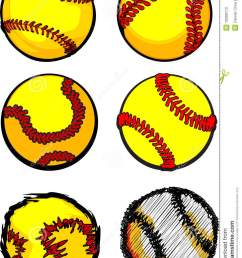 965x1300 softball clipart [ 965 x 1300 Pixel ]