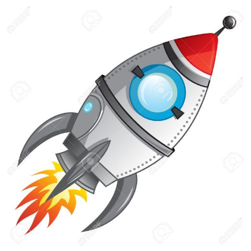 small resolution of 1300x1300 spaceship clipart missile