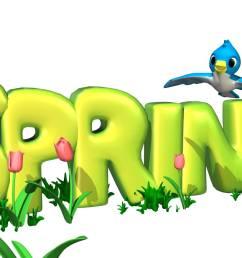 1664x931 animated springtime clip art danaami2 top [ 1664 x 931 Pixel ]