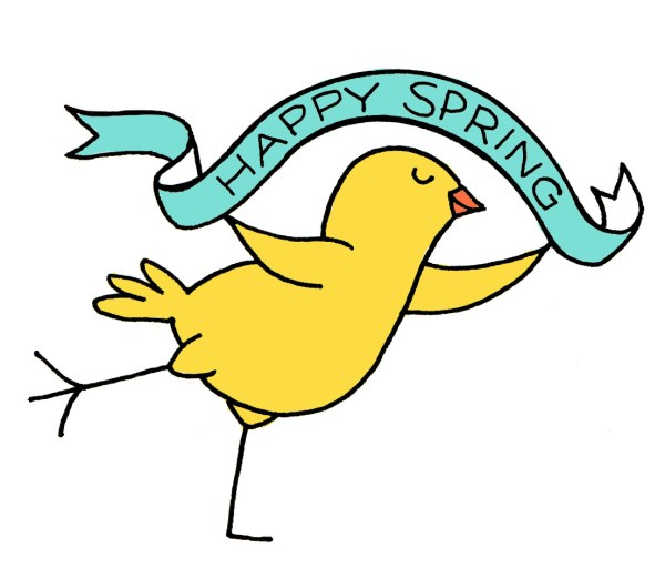 spring clipart free