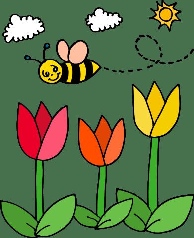 spring clipart teachers free