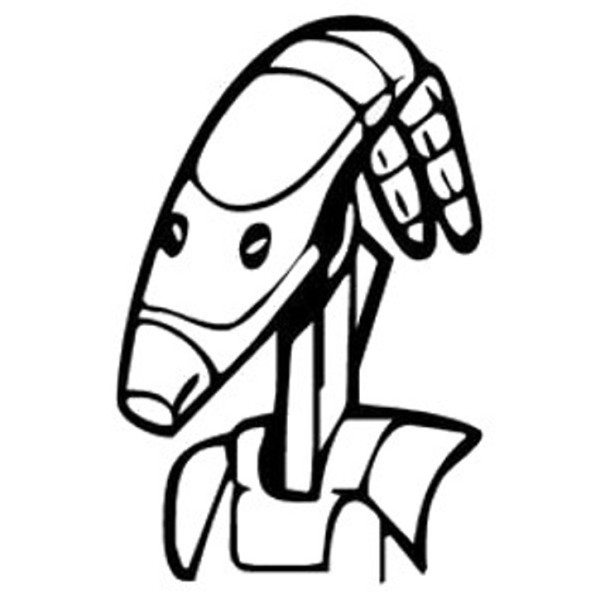 Learn How To Draw Battle Droid From Star Wars Star Wars