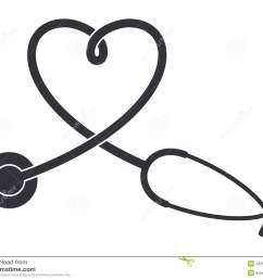 1300x1065 stethoscope heart clipart best nursing stethoscope [ 1300 x 1065 Pixel ]