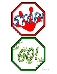 Stop And Go Signs | Free download best Stop And Go Signs ...