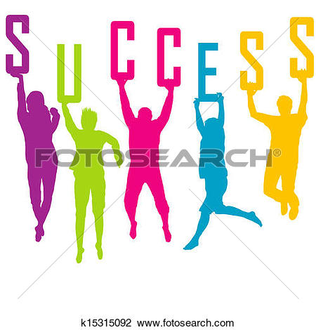 successful clipart free download