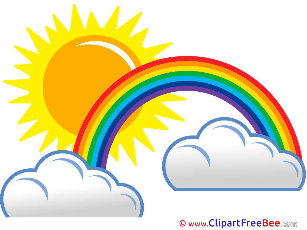 medium resolution of 2400x1800 rainbow clipart sun