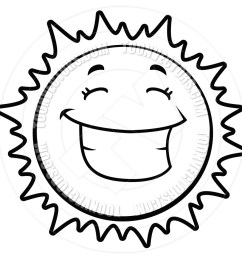 940x940 sun black and white clipart [ 940 x 940 Pixel ]