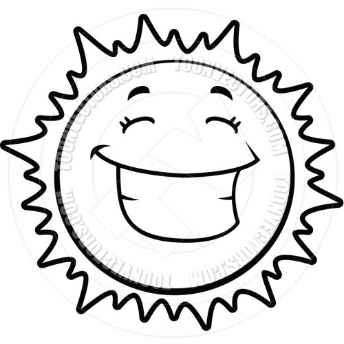 small resolution of 940x940 sun black and white clipart