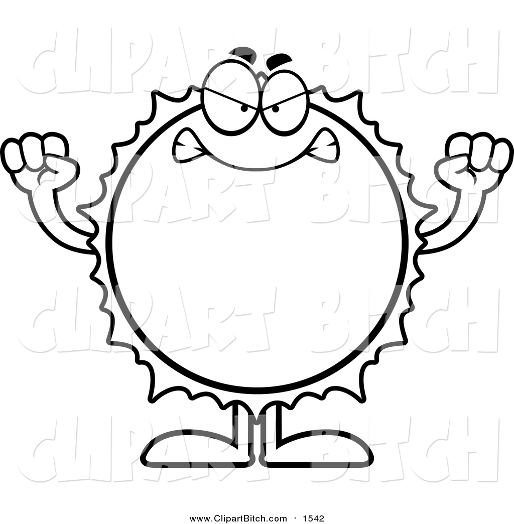 Sun Clipart Drawing