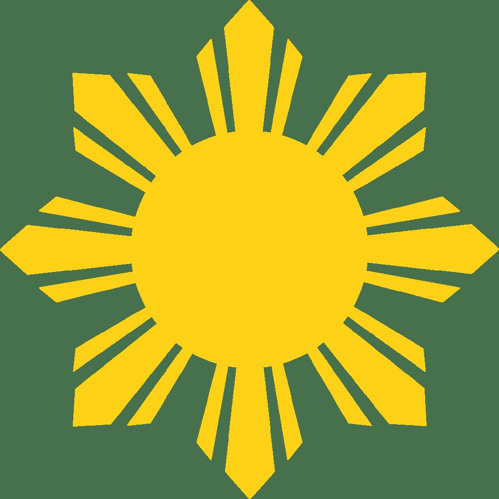 medium resolution of 1024x1024 philipines clipart sun vector