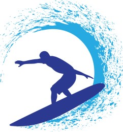 1750x1741 create surfer designs using the clip art from the decorating [ 1750 x 1741 Pixel ]