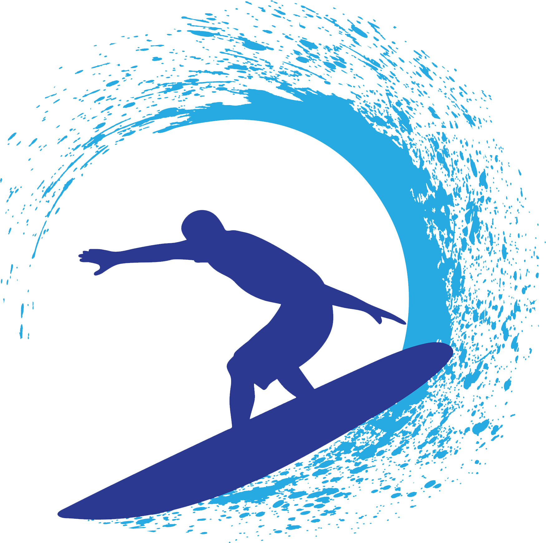 hight resolution of 1750x1741 create surfer designs using the clip art from the decorating