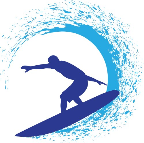 small resolution of 1750x1741 create surfer designs using the clip art from the decorating