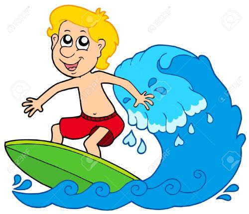 small resolution of 1300x1120 surfer clipart surfer boy