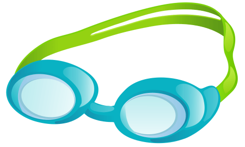 small resolution of 3840x2300 swimming equipment clipart