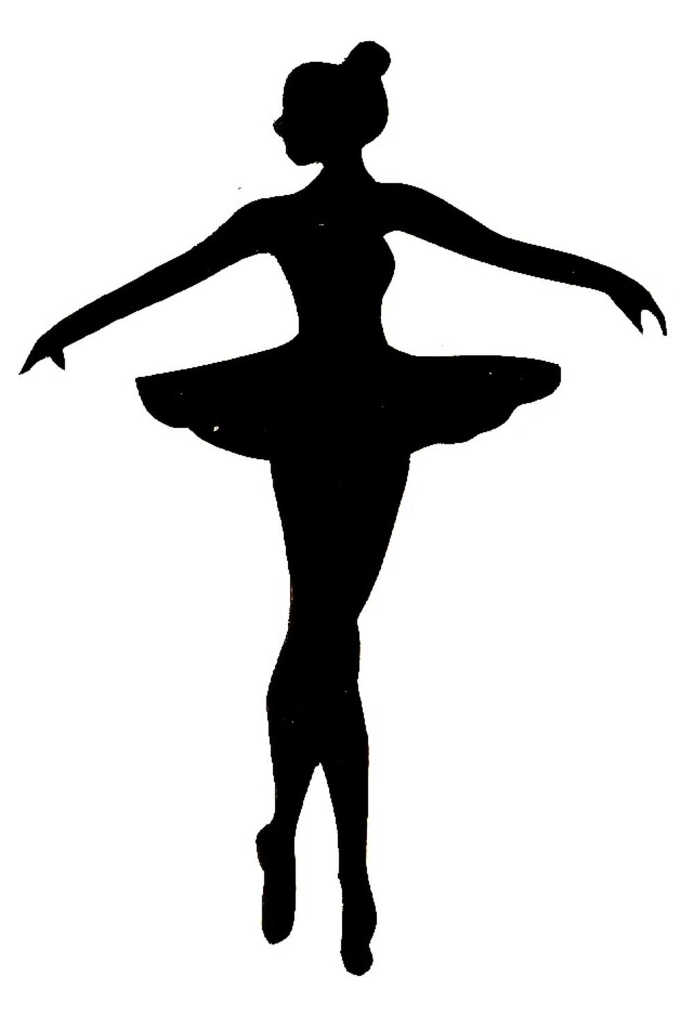 medium resolution of 3205x4690 ballerina silhouette clip art