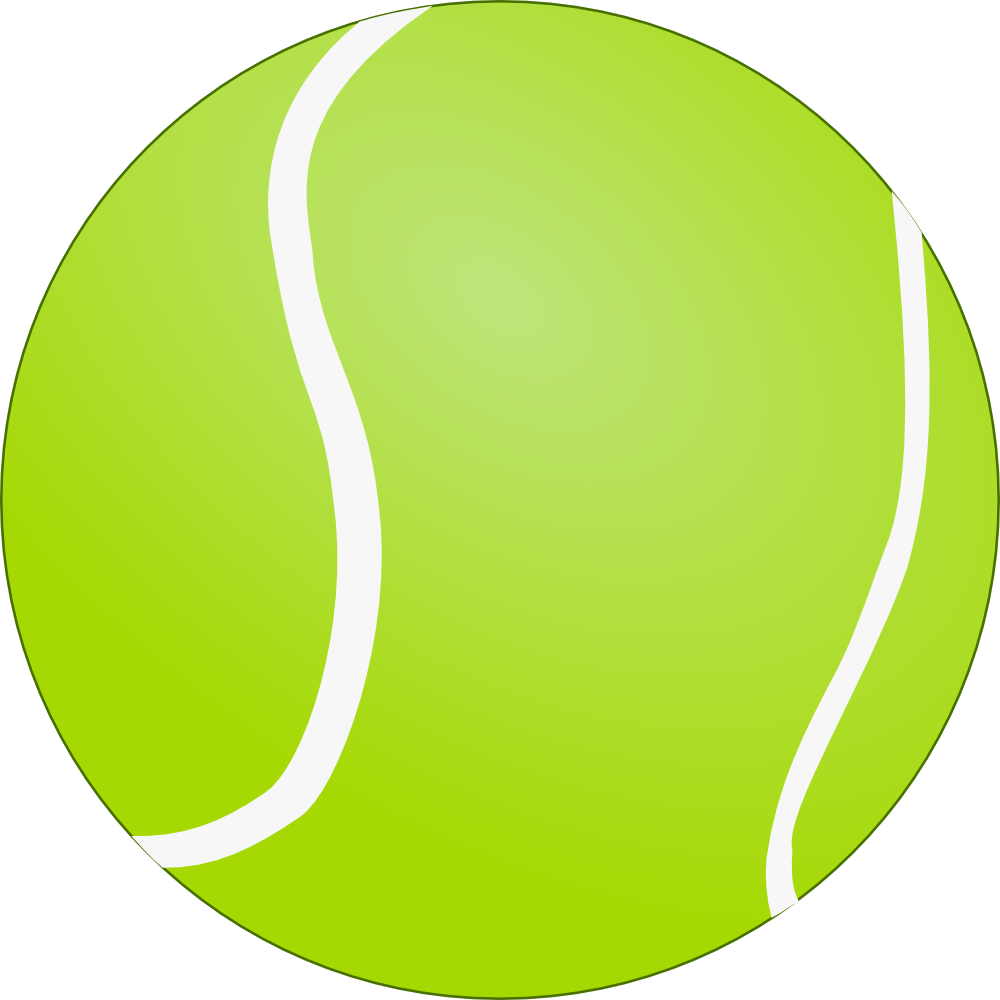 medium resolution of 1000x1000 bouncing tennis ball clipart free images