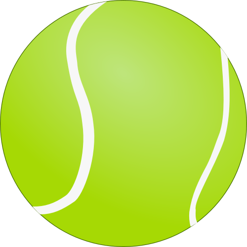 small resolution of 1000x1000 bouncing tennis ball clipart free images