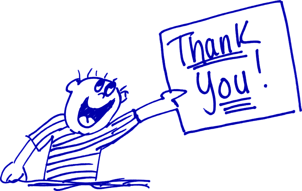 medium resolution of 1806x1142 animated thank you sign clipart