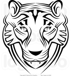 1024x1044 free tiger face clip art [ 1024 x 1044 Pixel ]