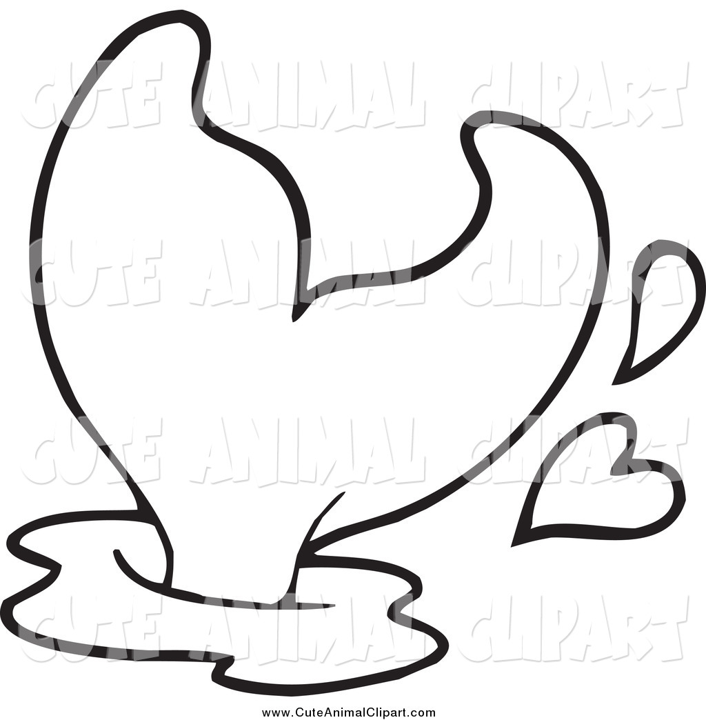 Toucan Clipart Black And White