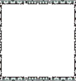 4000x4000 train border clipart 101 clip art [ 4000 x 4000 Pixel ]