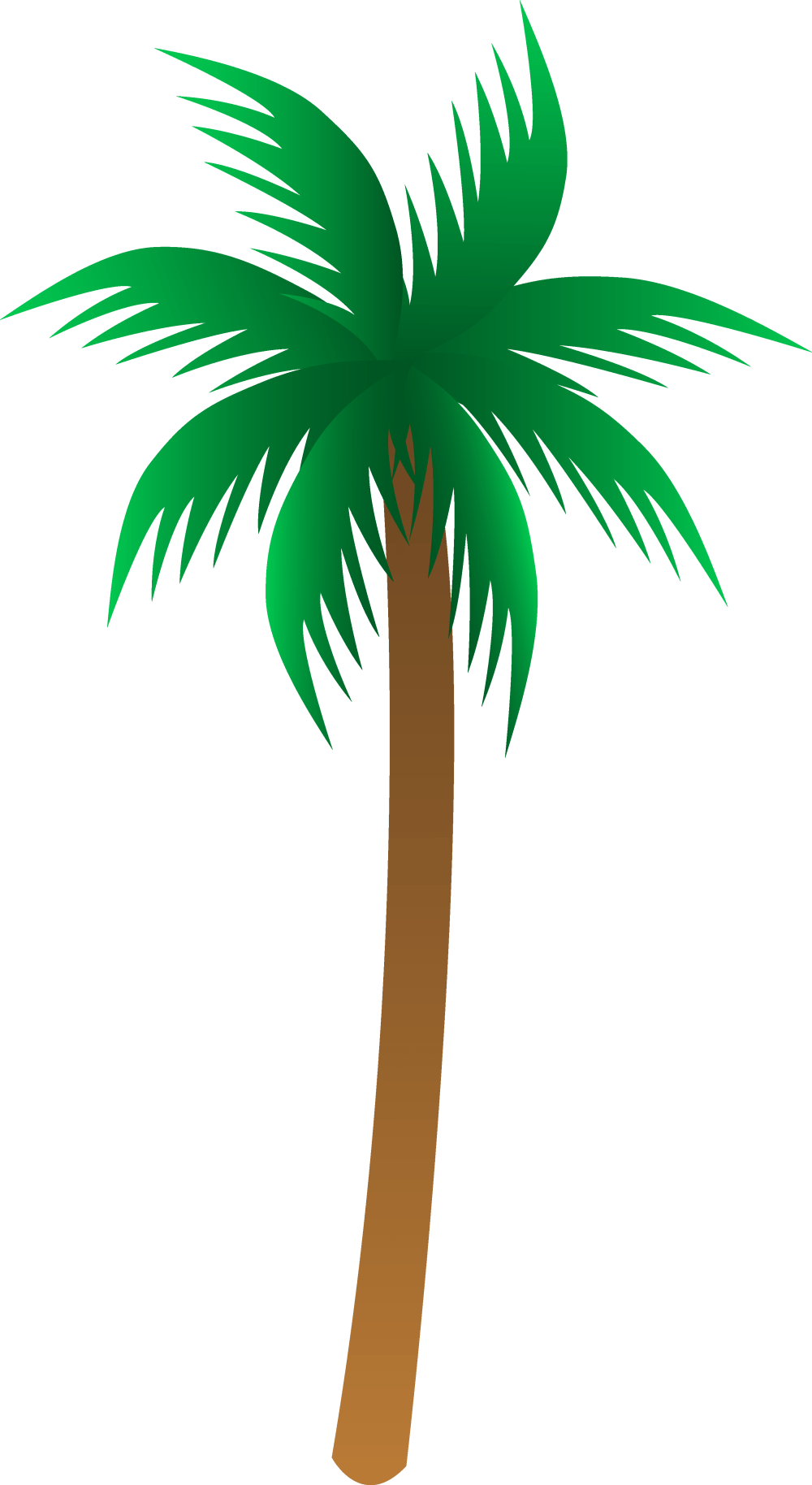 medium resolution of 3182x5819 vector palm tree clip art trees clipart mylocalguide site
