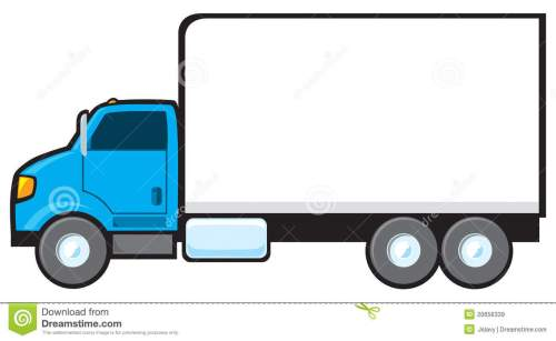 small resolution of 1300x799 camper clipart delivery truck