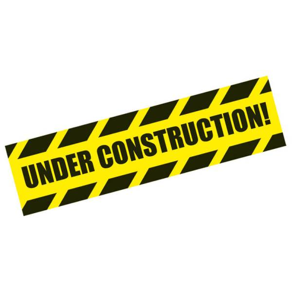 Under Construction Sign Clip Art Free
