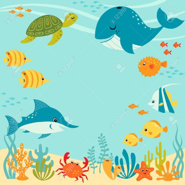 underwater cliparts free