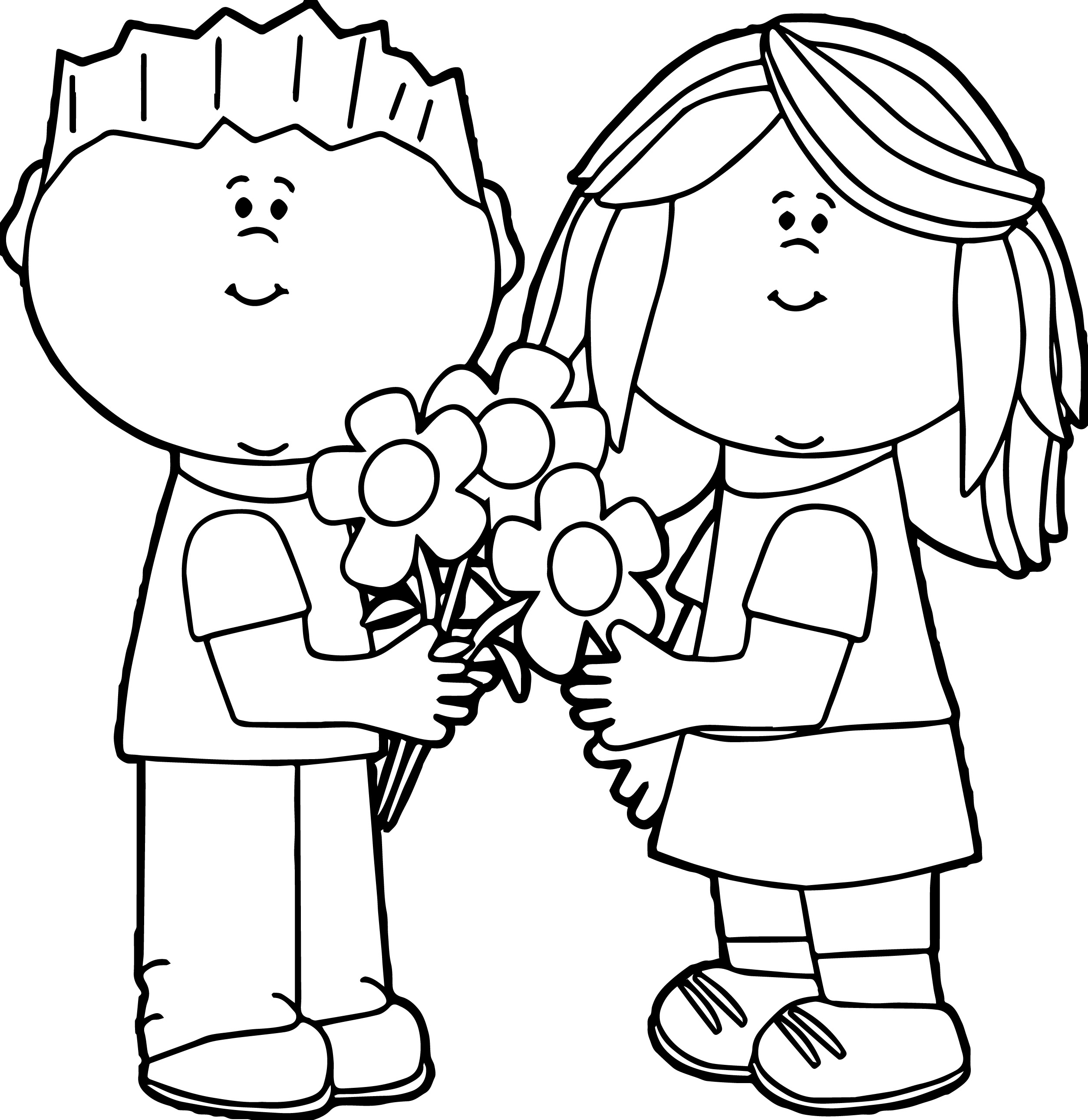 Valentine Images For Kids Clipart