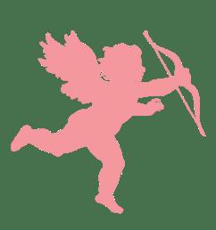 886x901 pink clipart cupid [ 886 x 901 Pixel ]