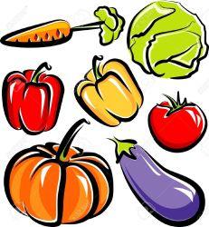 vegetable clipart vegetables garden warzywa crops groenten verduras withered illustratie clipartmag fruit het vector zanahorias dibujos ano animados
