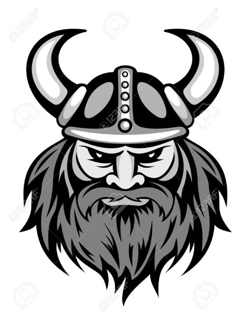 small resolution of 1006x1300 viking clipart black and white