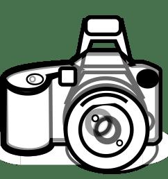 2555x2555 monochrome clipart camera [ 2555 x 2555 Pixel ]