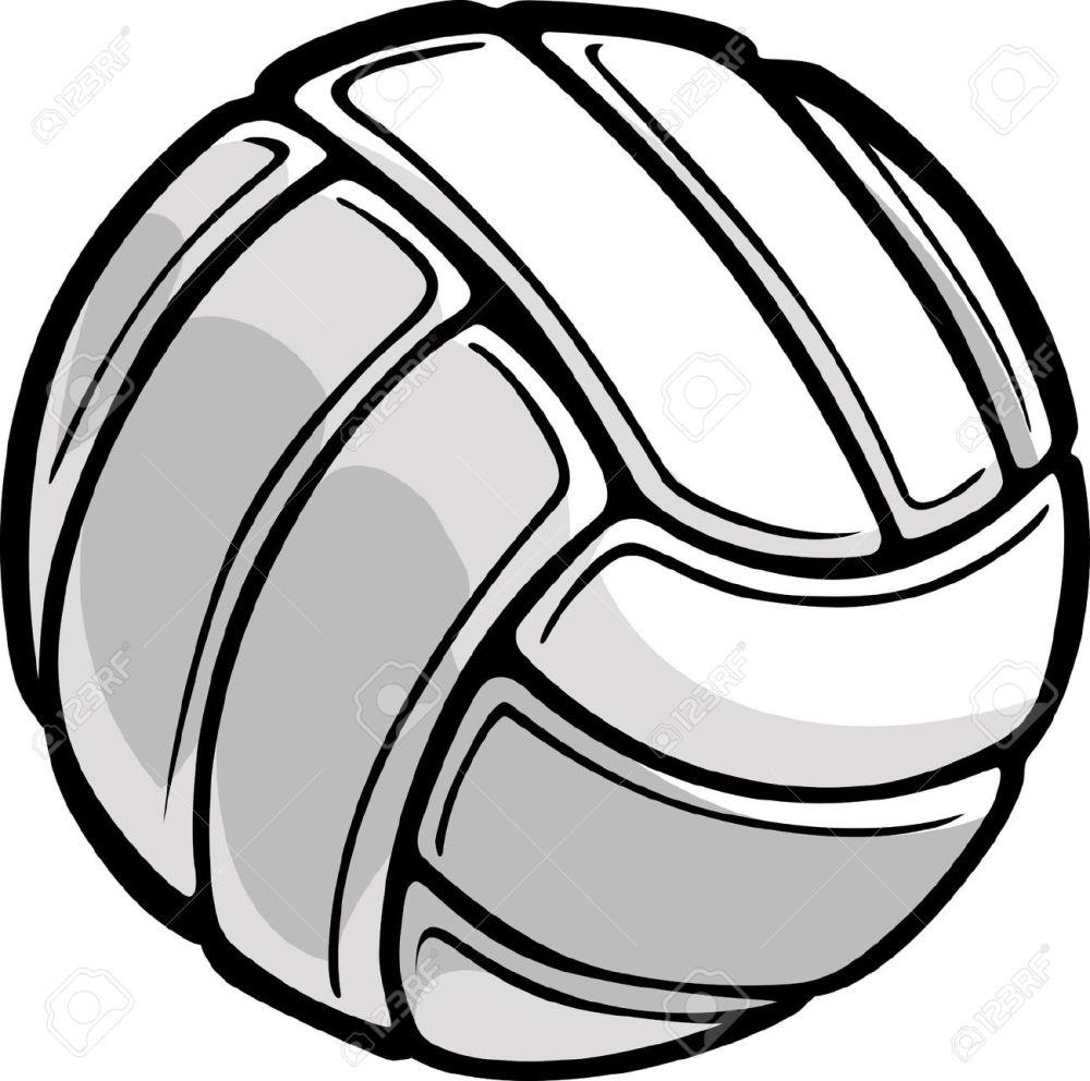 medium resolution of 1300x1290 volleyball images clip art volleyballspikeclipart