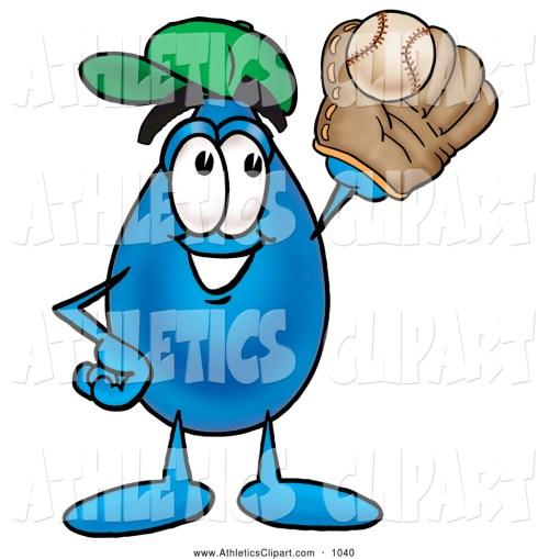 small resolution of 1024x1044 clip art of a friendly water drop mascot cartoon character