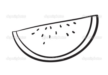 watermelon clipart slice melon water illustration clip vector cliparts depositphotos clipartmag clipground interactimages bla