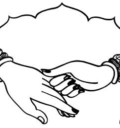 1600x1125 wedding clipart hand [ 1600 x 1125 Pixel ]