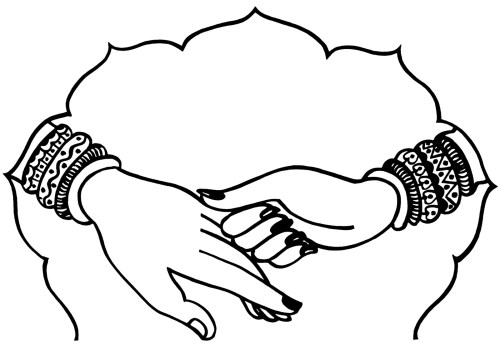 small resolution of 1600x1125 wedding clipart hand