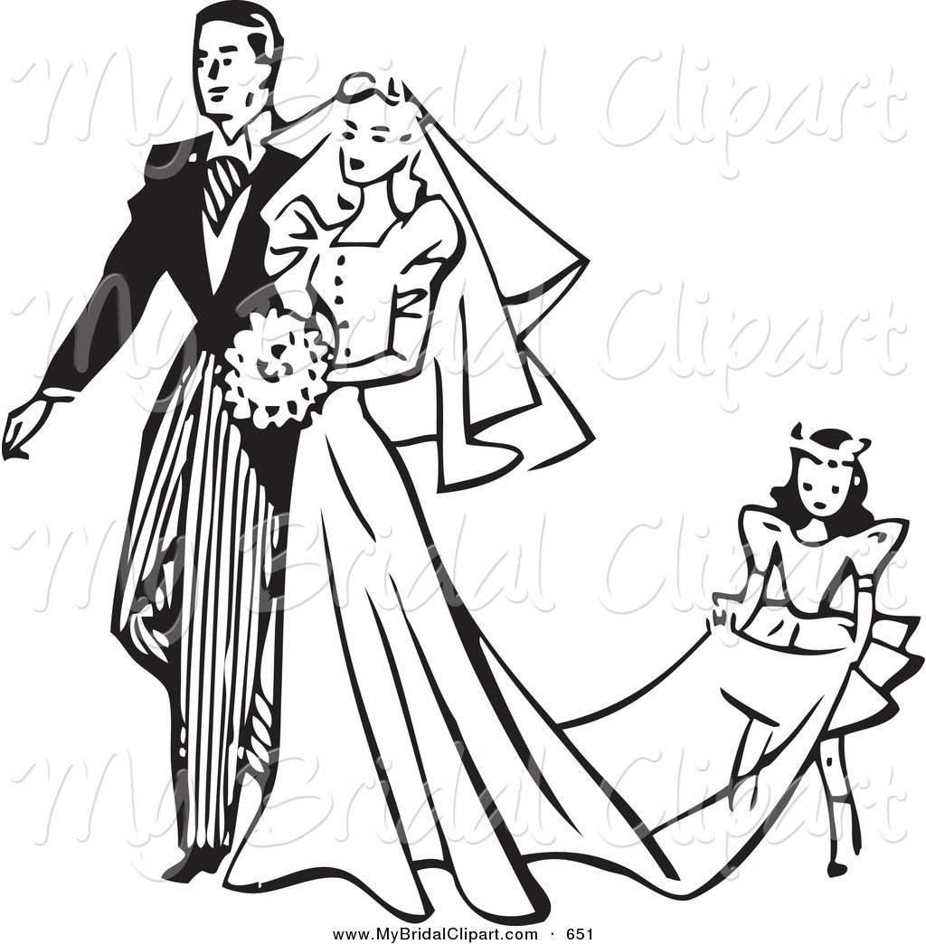 hight resolution of 1024x1044 bride clip art black and white cliparts