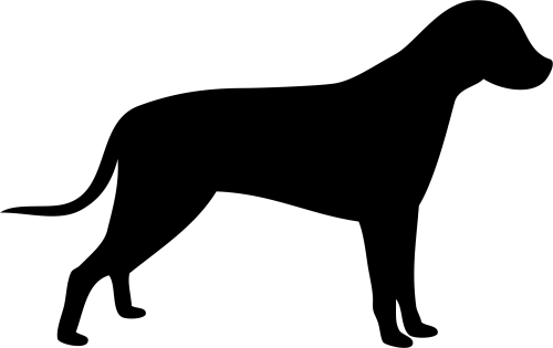 small resolution of 2201x1388 dog outline