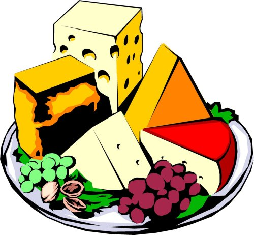 small resolution of 1600x1480 france clipart wine and cheese