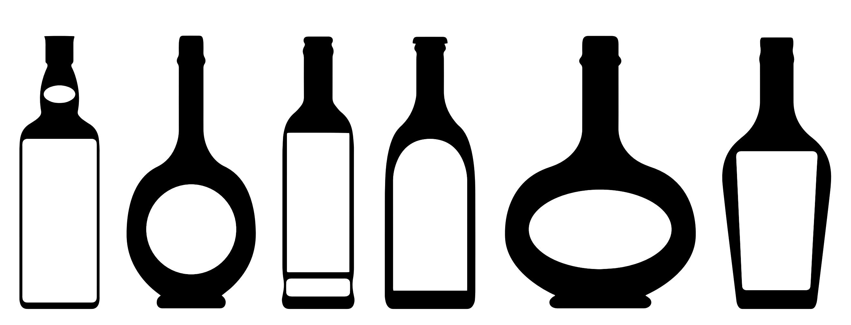 Wine Bottle Clipart Free