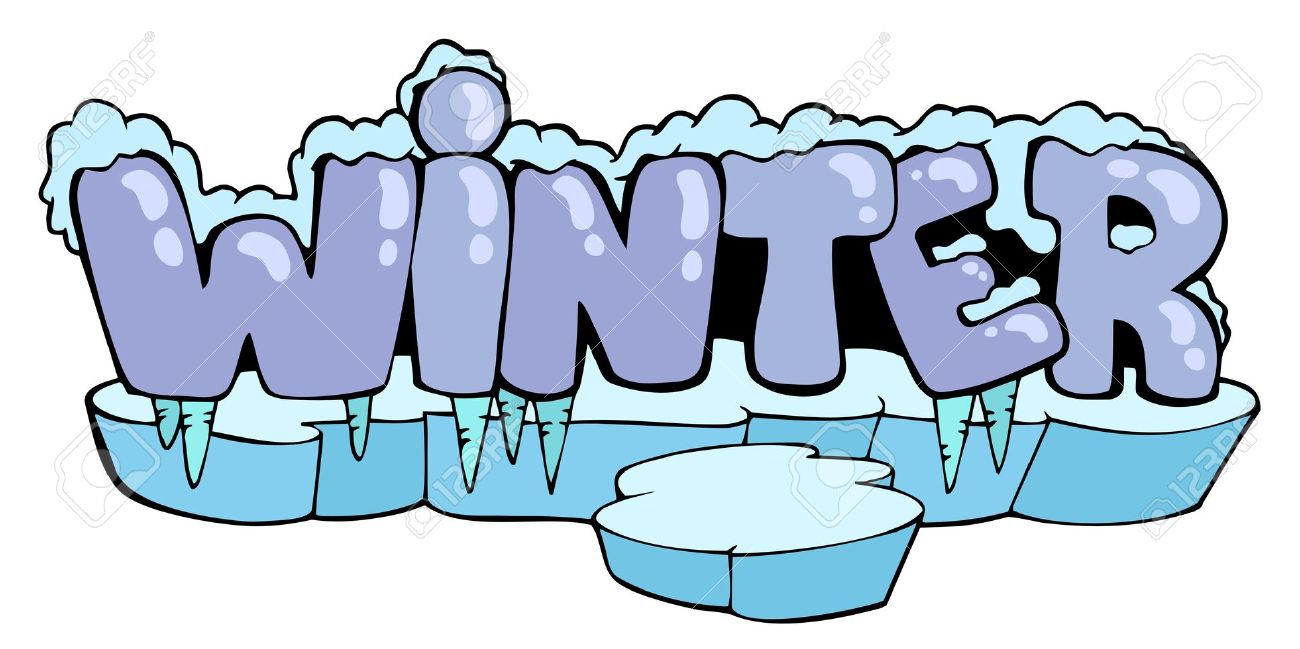 hight resolution of 1300x649 winter clipart text