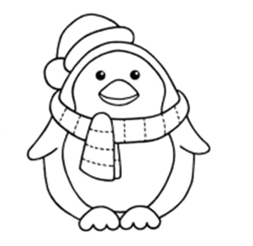 free printable winter coloring pages # 75