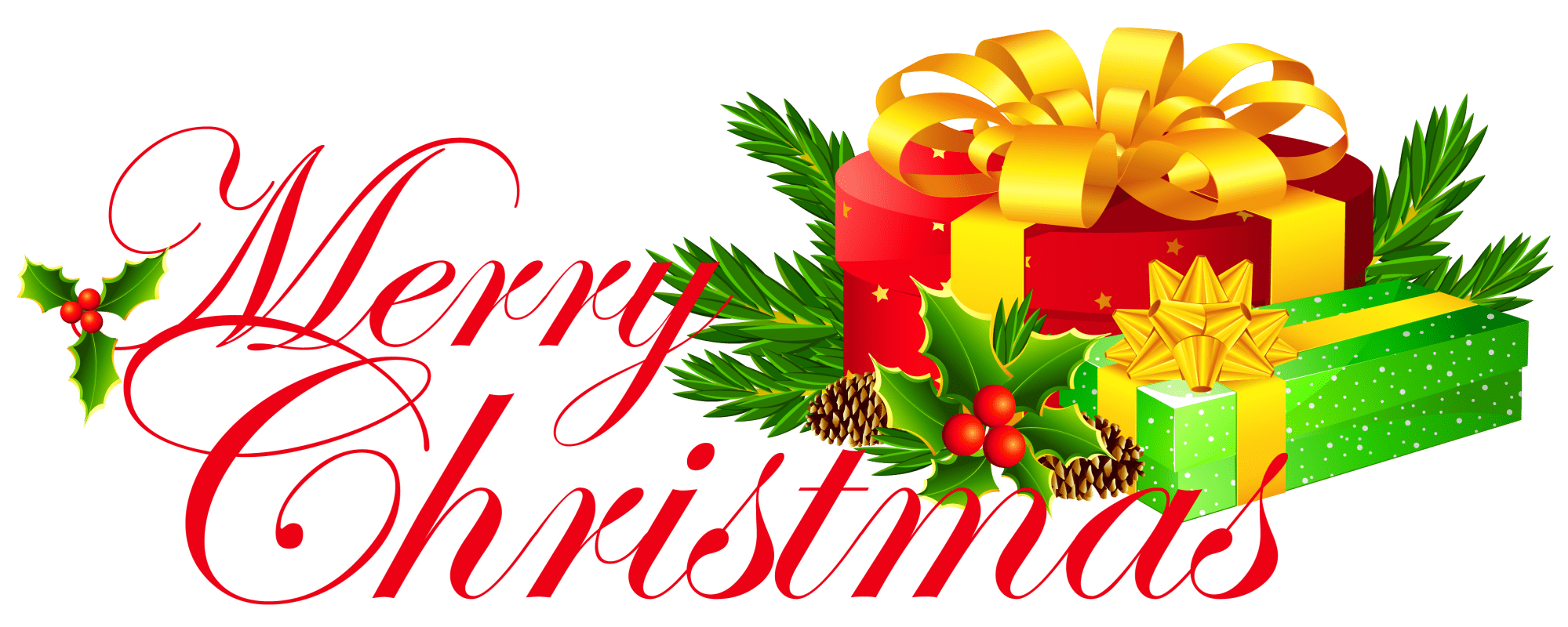 hight resolution of 3565x1427 merry christmas free clip art many interesting cliparts