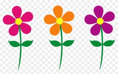 Flower Clipart Spring Flowers Clip Art Free Transparent PNG Clipart Images Download