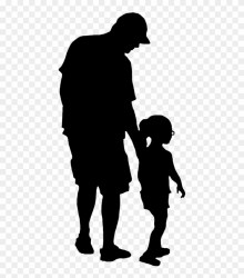 Silhouettes Of People People Png Silhouette Walking Free Transparent PNG Clipart Images Download