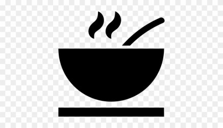 Hot Soup Bowl Vector Food Icon Small Free Transparent PNG Clipart Images Download